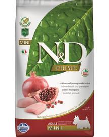 N&D Grain Free Dog Adult Mini Chicken & Pomegranate 7 kg